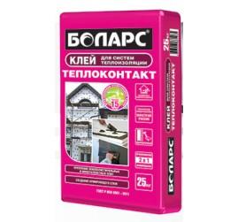 БОЛАРС Клей для теплоизоляции ТЕПЛОКОНТАКТ
