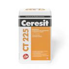 CERESIT CT 225/25 Шпаклевка фасадная финишная серая 25кг