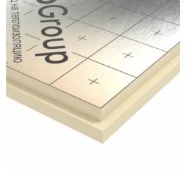 Теплоизоляционная PIR-плита Pirro Универсал Алюмоламинат