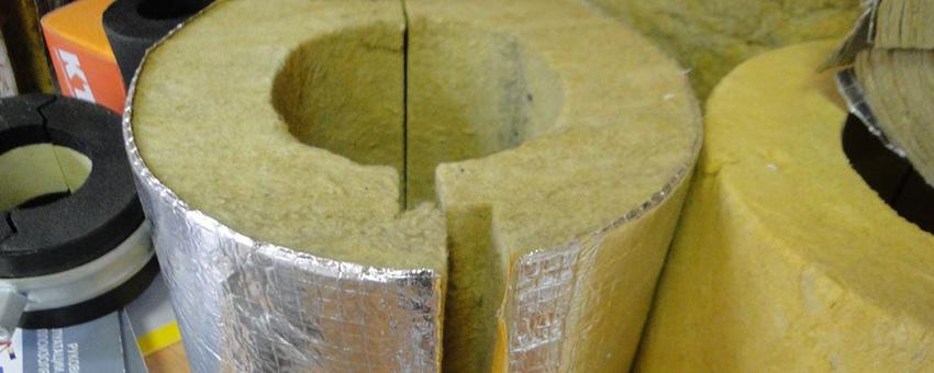 базальтовая техническая изоляция и огнезащита